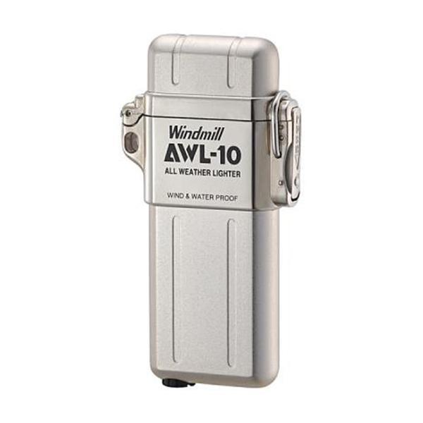 Windmill ウィンドミル 307-0001 AWL-10 アウル・テン ガス注入式ターボライター 白ベロア