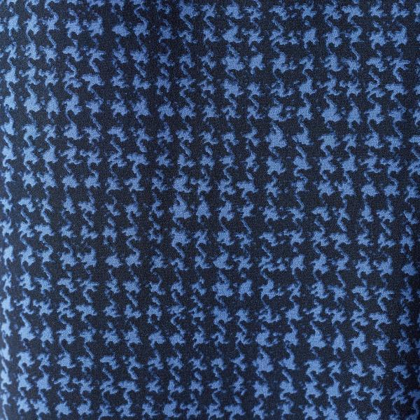 伸縮率150%の美脚レギンスパンツ 【 BIRD BLUE 】VIE DE FLEUR ヴィ・ド・フルール|biafactorystore|05