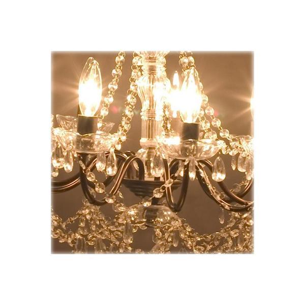 シャンデリア 照明 LED電球対応 アンティーク調 豪華  9灯  Juliette   ジュリエット   ダークゴールド  67B308887K-darkgold 送料無料|bic-shop|03