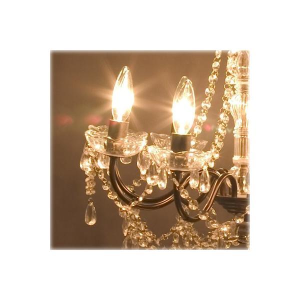 シャンデリア 照明 LED電球対応 アンティーク調 豪華  9灯  Juliette   ジュリエット   ダークゴールド  67B308887K-darkgold 送料無料|bic-shop|04