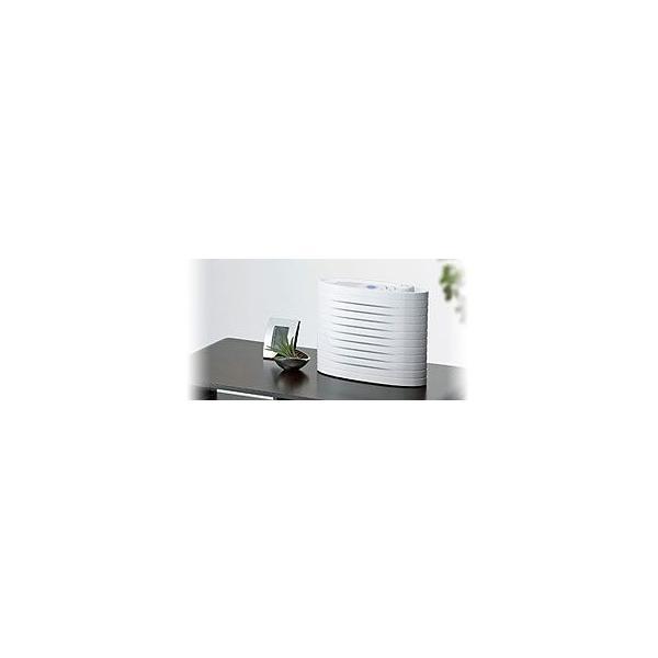 ツインバード TWINBIRD マイナスイオン発生 空気清浄機 3畳まで ホワイト ファンディスタイル AC-4235W bic-shop 02