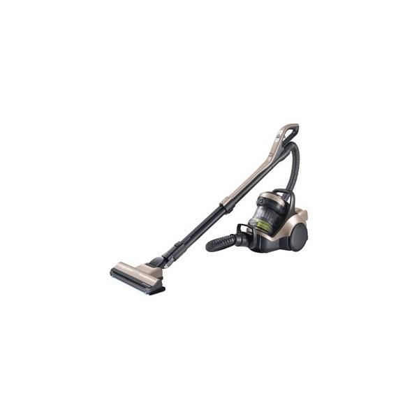 日立 HITACHI サイクロン式クリーナー 自走パワーブラシ シャンパンゴールド 掃除機 パワーブーストサイクロン CV-SE300-N|bic-shop