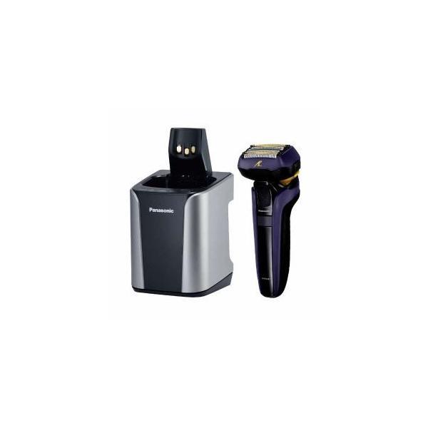 パナソニック Panasonic メンズシェーバー 電気シェーバー 青 ラムダッシュ 5枚刃 ES-LV7D の限定モデル シェーバー ES-CLV7D-A|bic-shop