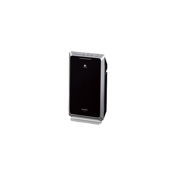 パナソニック Panasonic 空気清浄機 25畳まで ブラック nanoe(ナノイー)・ECONAVI(エコナビ)搭載 F-PXR55-K