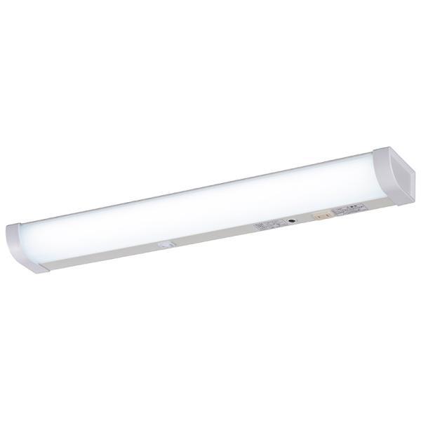 オーム電機 OHM   06-4024 LED   流し元灯 20W形 センサー付 配線工事必要 LT-NKL14D-HCS 送料無料|bic-shop|02