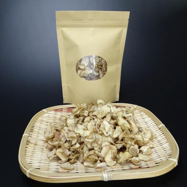 菊芋チップス 50g 国産農薬未使用菊芋使用 送料無料 チャック付きパック 雲海が育んだおかやま備中産 bicchu 04