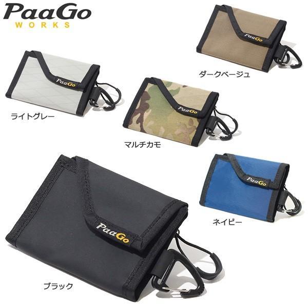 パーゴワークス トレイルバンク M 財布 W-02 PaaGo WORKS