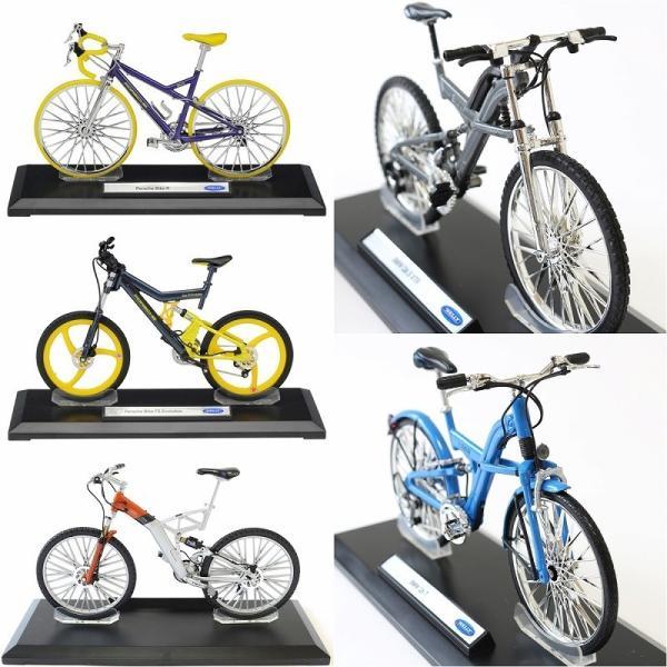 ザッカPAP 10分の1スケール 自転車模型 ポルシェ ロードバイク アウディクロス BMW マウンテンバイク MTB レプリカ ミニチュア
