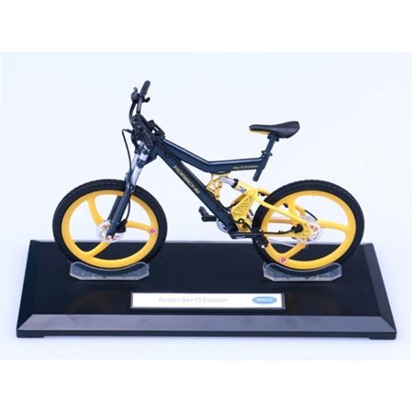 ザッカPAP 10分の1スケール ジャーマン自転車コレクション マウンテンバイク MTB 自転車模型 ポルシェ レプリカ ミニチュア雑貨
