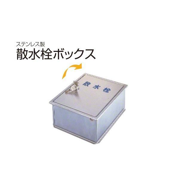 SPG  散水栓ボックス(壁用・いかり型つまみ) SB25-15 ‐