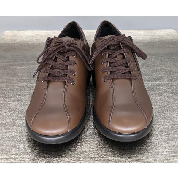 本革 レディース コンフォートウォーキング シューズ 正しい歩行 姿勢 きちんと 歩く ための 靴 |biformlab|04