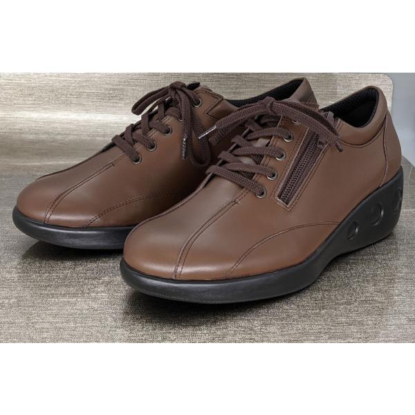 本革 レディース コンフォートウォーキング シューズ 正しい歩行 姿勢 きちんと 歩く ための 靴 |biformlab|05
