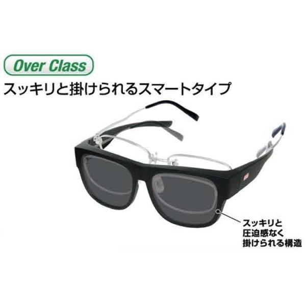 偏光サングラス オーバーグラス スマートタイプ メンズ レディース コールマン COLEMAN COV02 UVカット ドライブ 釣り 紫外線対策 眼鏡使用可|big-market|02