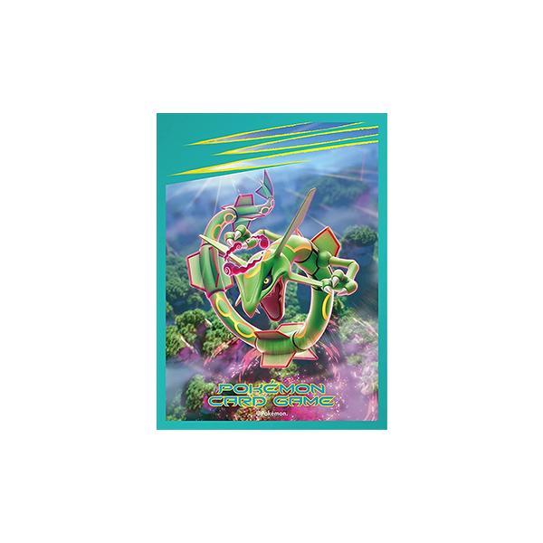 ポケモンカードゲーム デッキシールド ダイマックスレックウザ