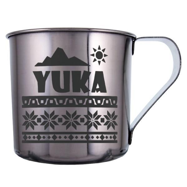 名入れ彫刻 デザインが選べるステンレスマグカップ 約250ml キャンプ グランピング 登山 山ガール アウトドア|bigbossshibazaki|06