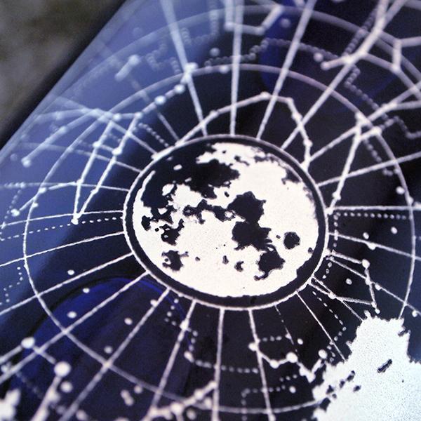 名入れ彫刻 SKYY VODKA(スカイウォッカ) 750ml オリジナルデザイン 記念日の星空彫刻ボトル|bigbossshibazaki|05