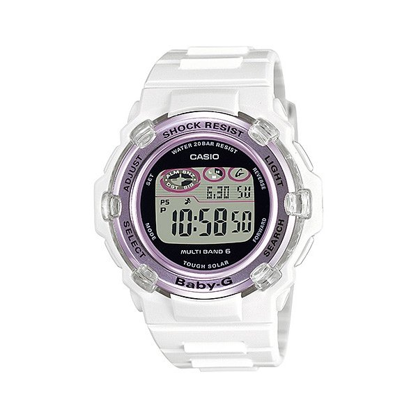国内正規品 CASIO BABY-G カシオ ベビーG Reef リーフ レディース腕時計 BGR-3003-7BJF