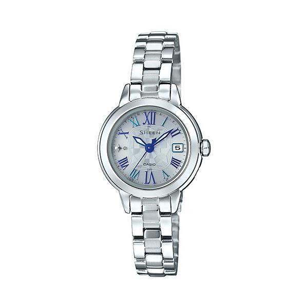 国内正規品 CASIO SHEEN カシオ シーン 10気圧防水 レディース腕時計 SHW-5000D-7AJF