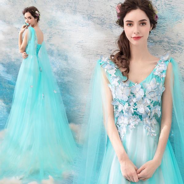 4d1443046673b ロングドレス ウェディングドレス ステージ パーティードレス カラードレス ドレス 披露宴 二次会ドレス 演奏会ドレス ...