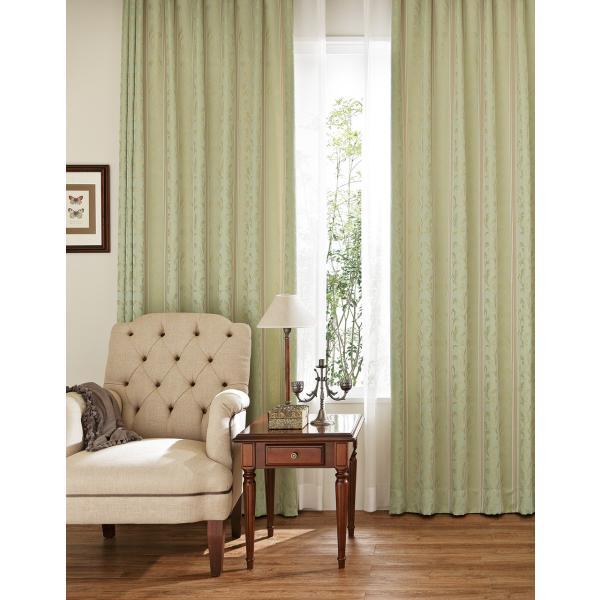 カーテン オーダーカーテン 「AL152」 幅50-100cm 丈201-220cm|bigen|02