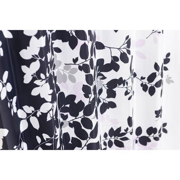 カーテン おしゃれ 遮光 北欧 オーダーカーテン 大人かわいい 「ルーメン」 幅101-200cm 丈50-135cm|bigen|05