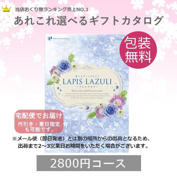 カタログギフト ラピスラズリ (宅配便) 2800円コース(税込 3024円コース) bighand
