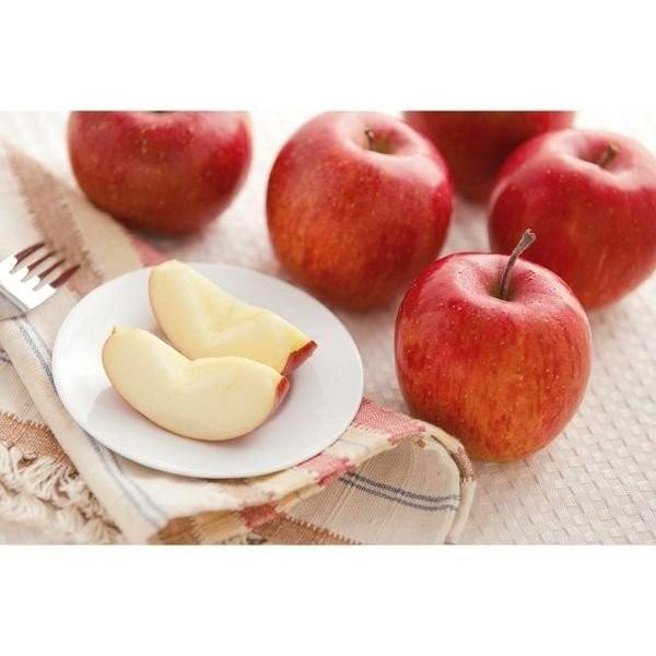 (季節限定 2018年11月上旬〜2月下旬 ※シーズン中のみ) 北海道 有田農園 余市りんご 2.5kg (代引不可・送料無料)|bighand|02