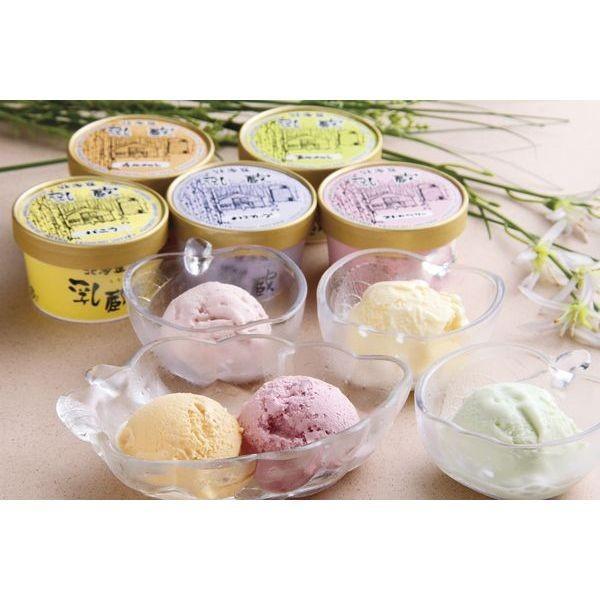 北海道 乳蔵アイスクリーム18個 7189 (代引不可)|bighand|02