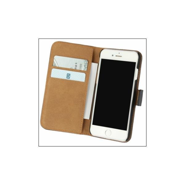 手帳型レザーケース iPhone7/7Plus/5/5s/6/6Plus/6s/6s Plus 対応|bigheart|03