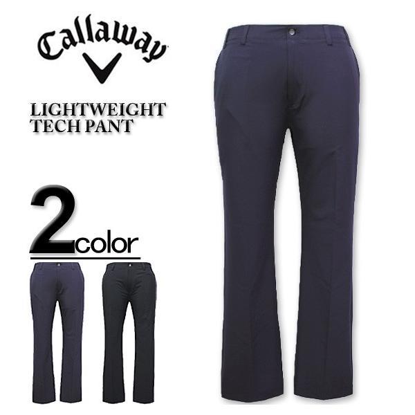 bbdba4b387a2b 大きいサイズ メンズ Callaway(キャロウェイ) ゴルフパンツ/LIGHTWEIGHT TECH 38 40 42インチ ...