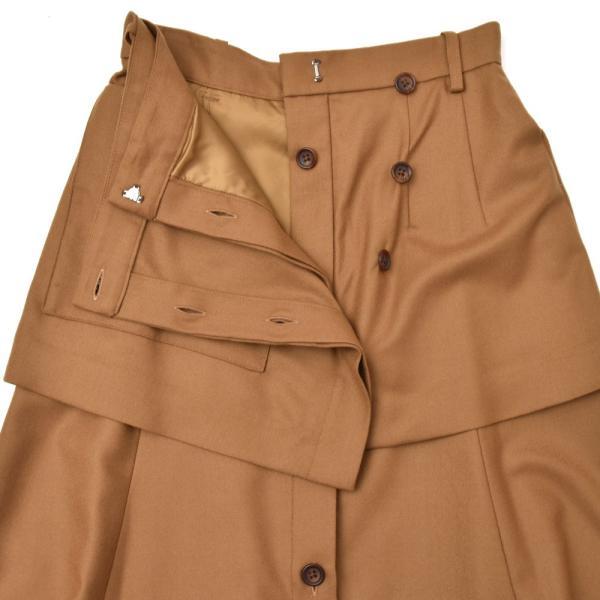 SAYAKA DAVIS サヤカ デイヴィス HSK41-WFL ウール レイヤードスカート 正規品ならビリエッタ。送料無料 SALE対象商品|biglietta|11
