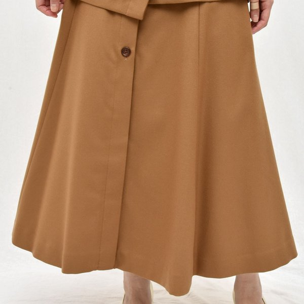 SAYAKA DAVIS サヤカ デイヴィス HSK41-WFL ウール レイヤードスカート 正規品ならビリエッタ。送料無料 SALE対象商品|biglietta|08