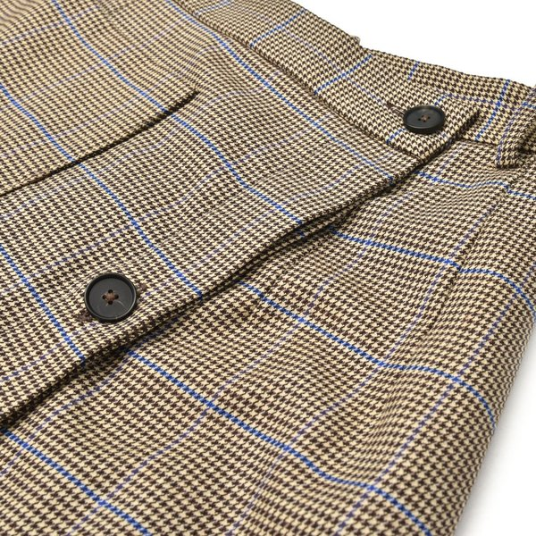 SAYAKA DAVIS サヤカ デイヴィス HSK41-CWO チェック レイヤードスカート 正規品ならビリエッタ。送料無料|biglietta|12