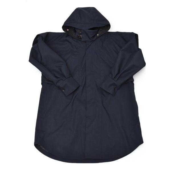 Norwegian Rain ノルウィージャンレイン NEW GDANSK リサイクルポリエステルフーデッドコート  正規品ならビリエッタ。送料無料|biglietta|11