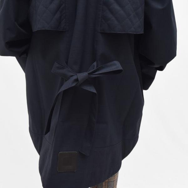 Norwegian Rain ノルウィージャンレイン NEW GDANSK リサイクルポリエステルフーデッドコート  正規品ならビリエッタ。送料無料|biglietta|07