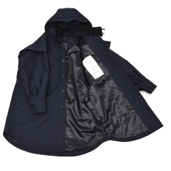 Norwegian Rain ノルウィージャンレイン NEW GDANSK リサイクルポリエステルフーデッドコート  正規品ならビリエッタ。送料無料|biglietta|09