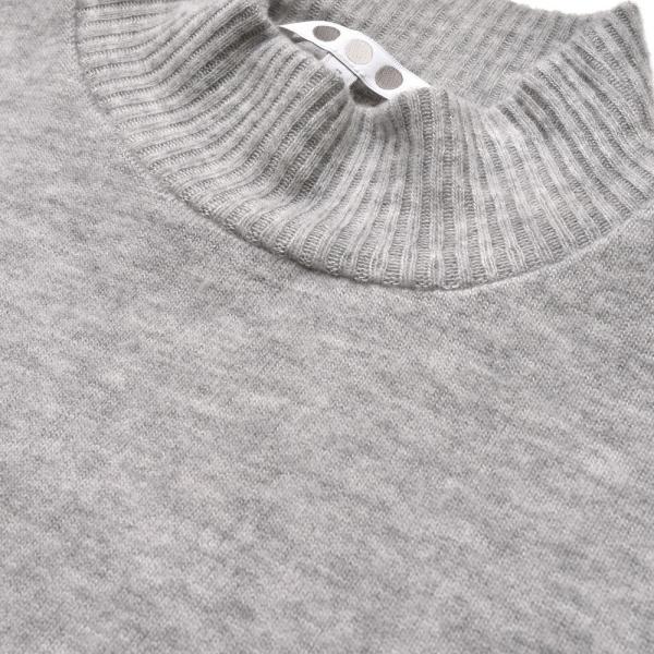 three dots スリードッツ QQ2666 ブラッシュドセーター パフスリーブクロップTシャツ 正規品ならビリエッタ。送料無料 SALE対象商品 biglietta 13