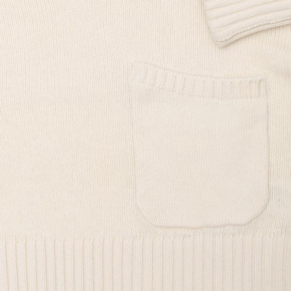 LAMBERTO LOSANI ランベルト ロザーニ 295152 ポケット付き Vネックニット  正規品ならビリエッタ。送料無料|biglietta|14