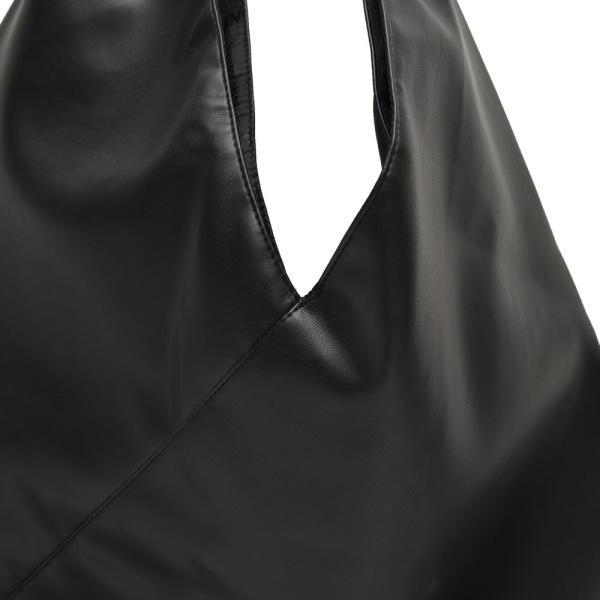 MM6 MAISON MARGIELA エムエム6 メゾン マルジェラ S54WD0039 フェイクレザー トートバッグ  正規品ならビリエッタ。送料無料|biglietta|07