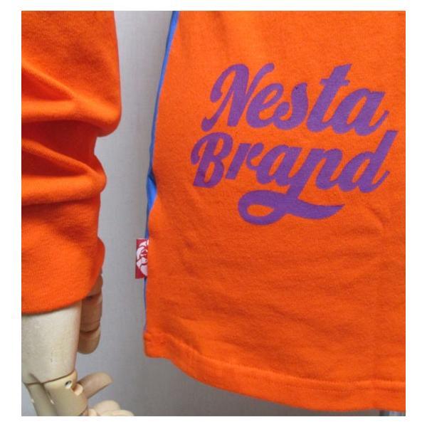 大きいサイズ メンズ NESTABRAND 長袖 Tシャツ メンズ XL XXL|bigsize-upstart|06
