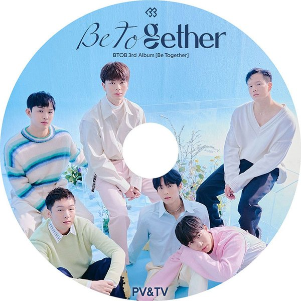 K-POP DVD / BTOB 2018 PV&TV セレクト★Beautiful Pain Only One For Me Missing You Movie Someday /ビートゥービーKPOP DVD