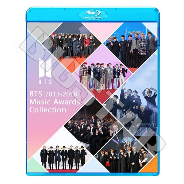 Blu-ray / BTS 2013-2018 MUSIC AWARD CUT★ 防弾少年団 バンタン / ブルーレイ KPOP K-POP DVD /ネコポスは2枚まで