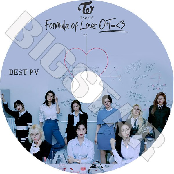  K-POP DVD TWICE 2021 BEST PV COLLECTION The Feels…