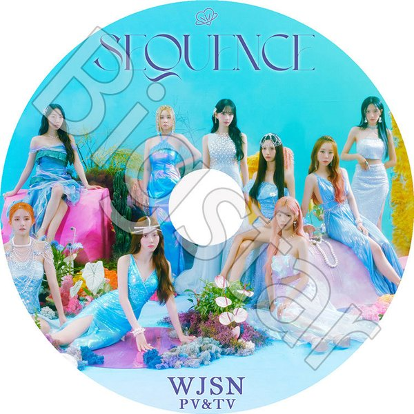 K-POP DVD/宇宙少女 2019 PV&TV セレクト★As You Wish/WJSN KPOP DVD