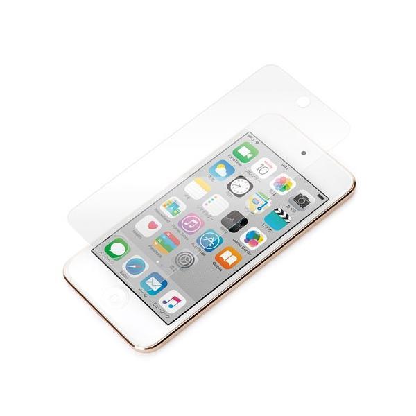 ☆ iPod Touch 第5世代 / 第6世代 専用 液晶保護フィルム 気泡消去 光沢 PG-IT6BB01