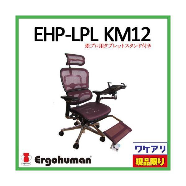 現品限り!!エルゴヒューマン《EHP-LPL KM12/プロ用タブレットスタンド