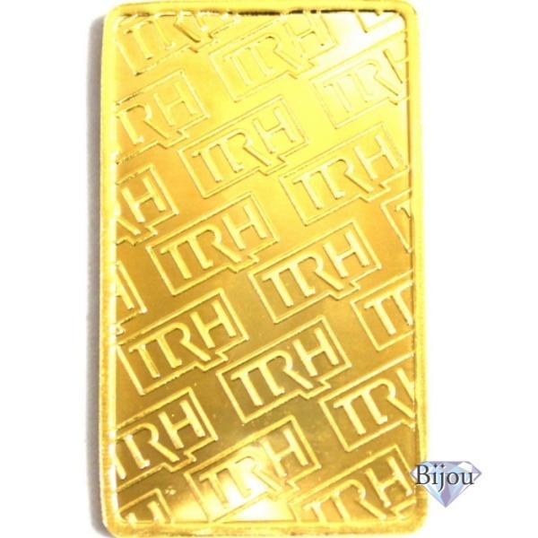 純金 インゴット 30g 徳力 新品未開封 K24 TOKURIKI INGOT 公式国際ブランド グッドデリバリー バー ゴールド バー 送料無料|bijou-shop|02