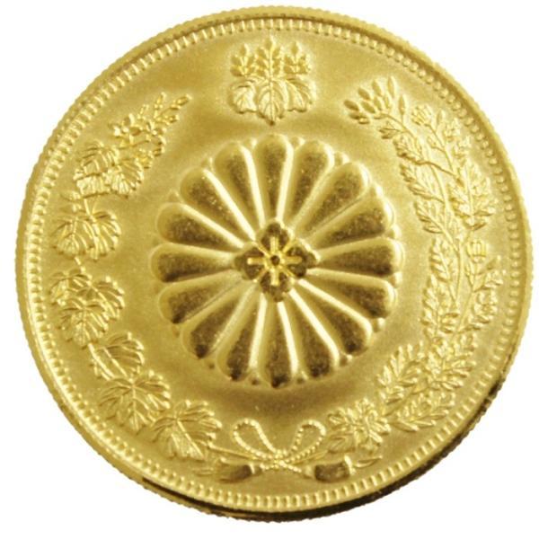 純金 k24 伊勢神宮 第60回 遷宮記念メダル 金貨 昭和48年 20.1g 34.8mm 松本徽章製|bijou-shop|02