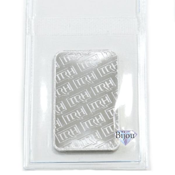 インゴット 徳力 プラチナ バー PT 10g 新品 TOKURIKI INGOT 公式国際ブランド グッドデリバリー バー 送料無料|bijou-shop|03