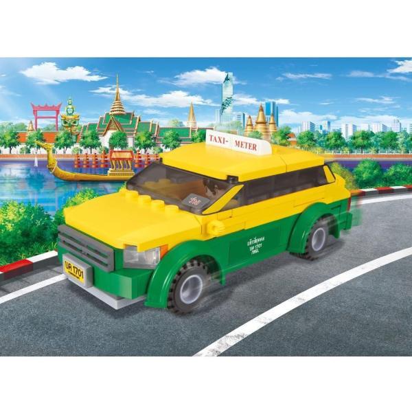ビック(BIKKU)ビークルワールドシリーズ サイアムタクシー|bikku|02
